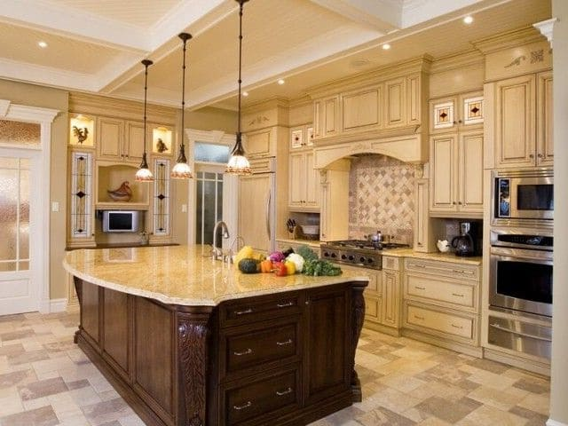 Kitchen Countertops Houston Over 30 Years of Experience