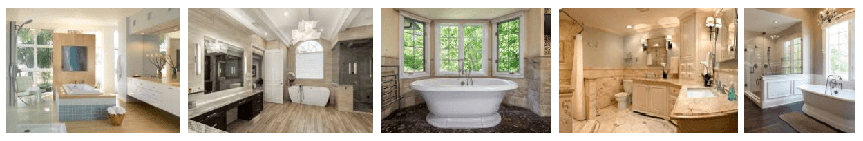 Houston Master Bathroom Remodeling Services