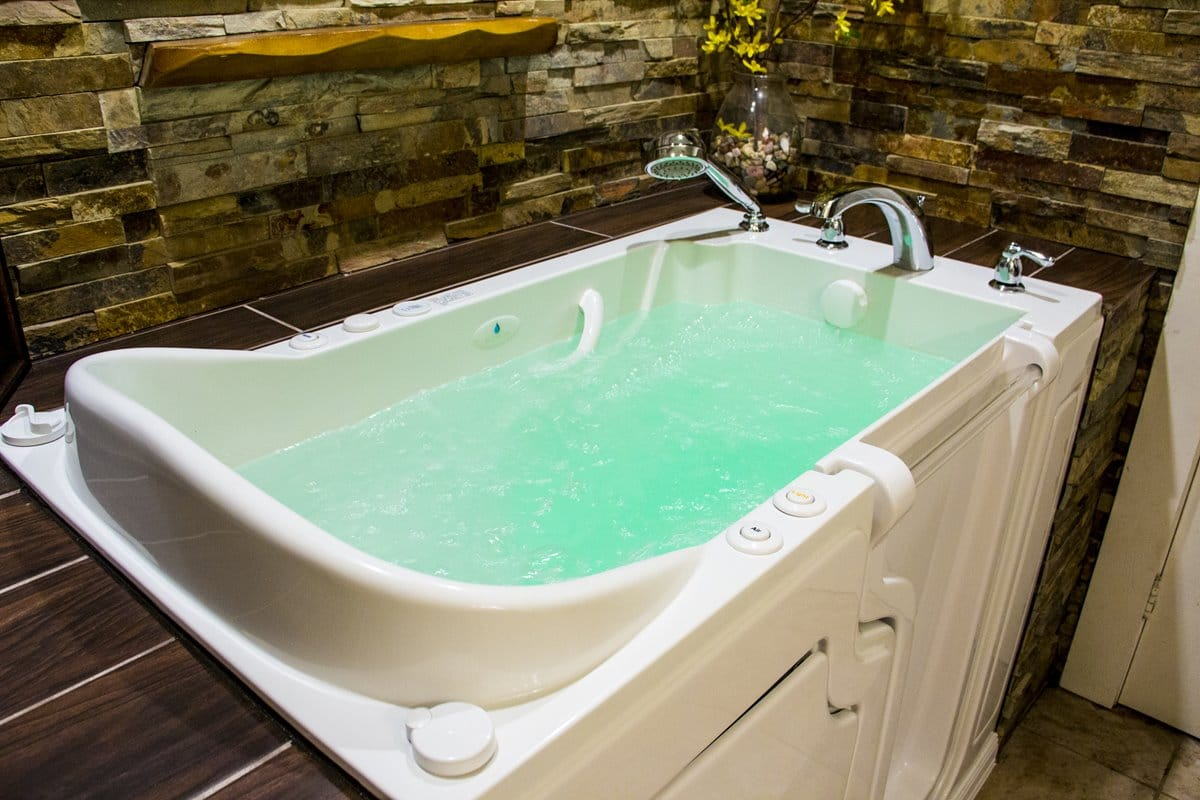 Walk-In Tub Installed Houston