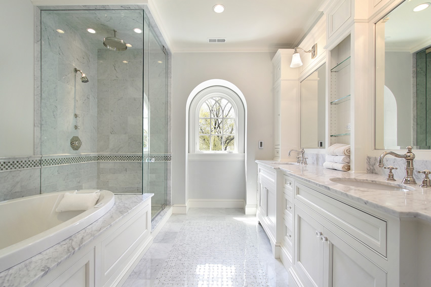 Houston Master Bathroom Remodeling | Guest Bathroom Renovation Houston