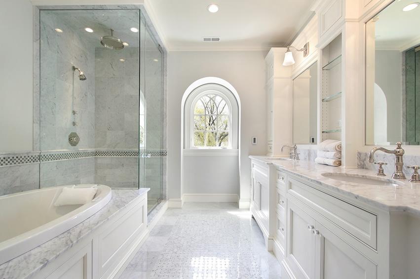 Houston Master Bathroom Remodeling | Guest Bathroom Renovation Houston